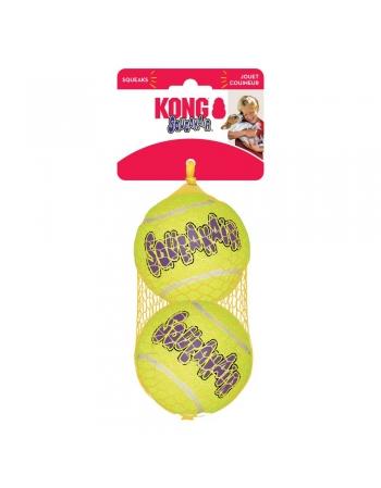 KONG SQUEAKER TENNIS BALLS LARGE (AST1)