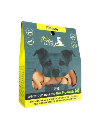 PETS TASTE FILHOTES 50GR (P06)