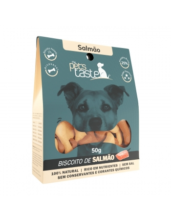 PETS TASTE SALMAO 50GR (P07)