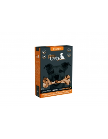 PETS TASTE FRANGO / CENOURA 150GR (G03)