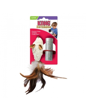 KONG FEATHER MOUSE (NM42)
