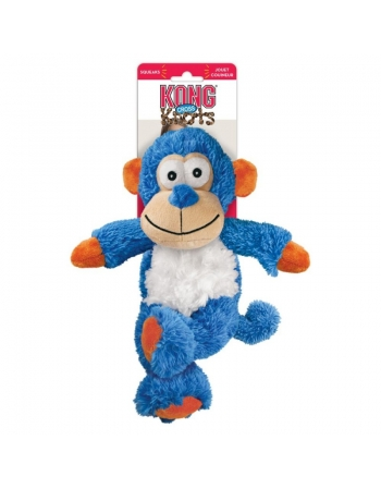 KONG CROSS KNOTS MONKEY MED/LAR (NKX12)