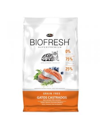 BIOFRESH GATOS CASTRADO 400G