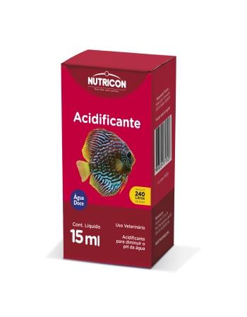 NUT ACIDIFICANTE 15ML (GR0008)